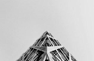 [建築設計]全球三角幾何建築