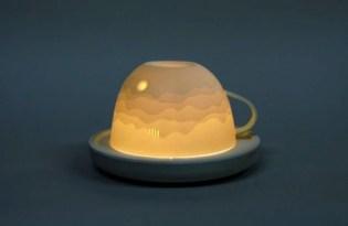 [餐具設計]水墨山水馬克杯