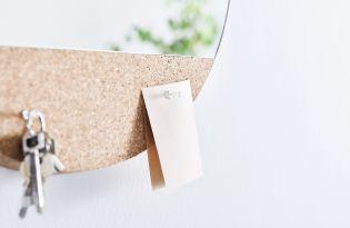 [家具設計]軟木塞鏡子裝置藝術