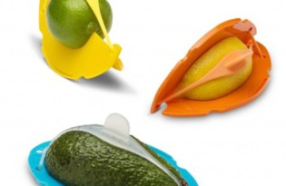 [廚具設計]Flexible Food Saver水果保鮮器