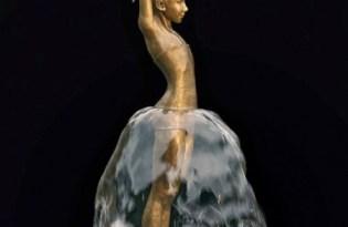 [裝置藝術]波蘭創意噴泉座