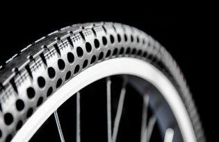 [創新設計] Ever Tires裸空洞洞輪胎