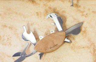 [文創設計]Crab Multi Tool小螃蟹瑞士刀