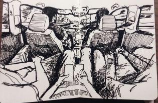 [視覺傳達]英國出品「生活隨手插畫藝術」