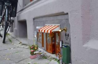 [裝置藝術]瑞典出品「NOIX DE VIE城市街角小屋」