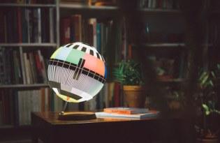 [產品設計]Mono Lamp 訊號地球燈