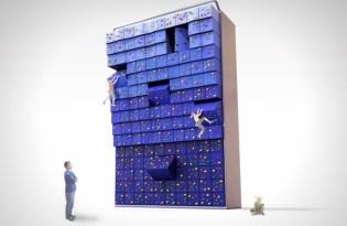 [產品設計]Climbing模組化攀岩牆