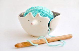 [產品設計]Barruntando針織球陶瓷碗