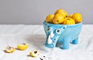 [產品設計] PhoCeramics陶瓷怪獸器皿