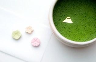 [創意行銷] KOTOBUKI漂浮食用金箔藝術
