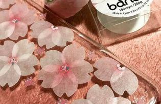 [文創設計]Cherry Tape 日本櫻花瓣紙膠帶