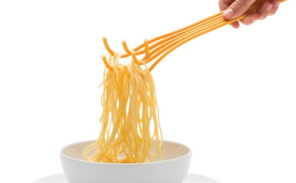 [廚具設計]Spaghetti義大利麵撈勺