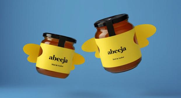 [產品設計]創意蜂蜜罐包裝