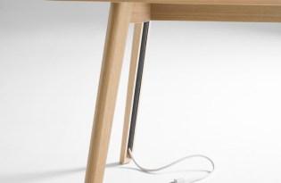 [家具設計]Solem Table簡約辦公桌
