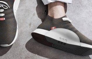 [產品設計] Adidas Primeknit 時尚襪子鞋