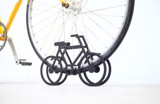 [產品設計]On Bicycle Stand自行車立架