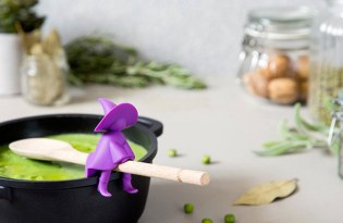 [廚具設計]AGATHA小魔女湯勺架