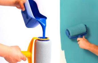 [產品設計]創新內置油漆桶粉刷滾輪