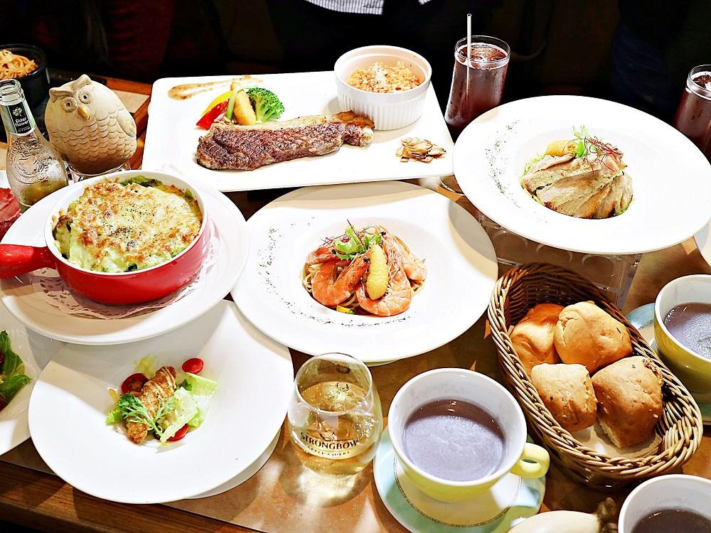 三胡町-Bistro|台南老屋餐酒館,給你浪漫的用餐時光|提供團體聚餐包場需求|文末附攝影擺盤教學紀錄