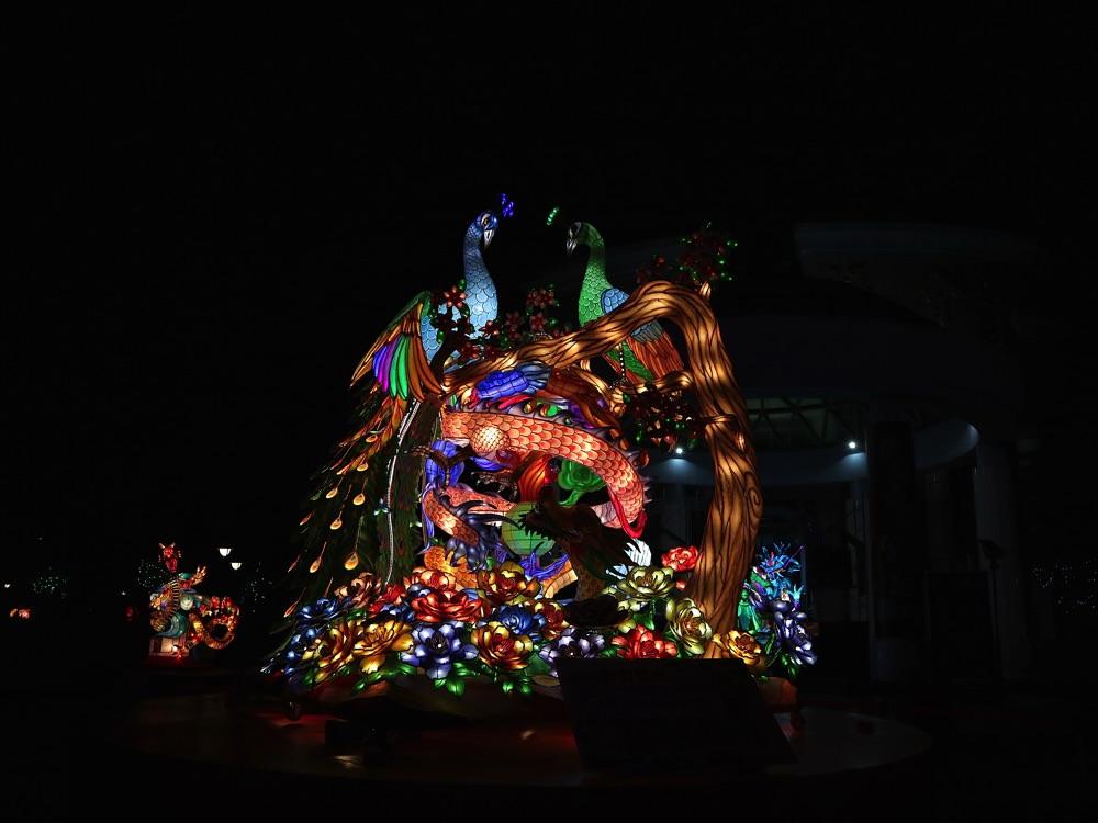 臺南市議會-點亮臺南『議』起Show:迷你版的小小臺灣燈會