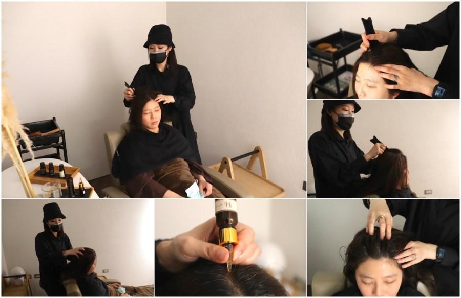 HAPPY HAIR台南新天地:帶媽媽一起來個舒服的頭皮護理.排毒舒壓課程~頭皮鬆了.全身也放鬆了 台南美髮店髮廊推薦.近新光三越台南西門店