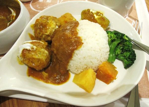 (台南。東區美食)『家咖哩(台南成大店)』疼惜大地、誠食生活的好咖哩
