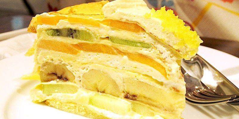 (日本旅遊。京都)HARBS_大丸京都店: 日本超人氣~水果蛋糕店,水果千層蛋糕,搭配英式茶,給你一個貴婦般的午茶時刻。|京都大丸百貨內|近鴨川