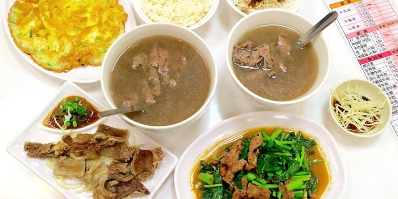 (台南。中西區美食)台南最便宜牛肉湯,只要六十元!每日善化直送溫體牛,品嚐最鮮甜的滋味@台牛牛肉湯-保安路店