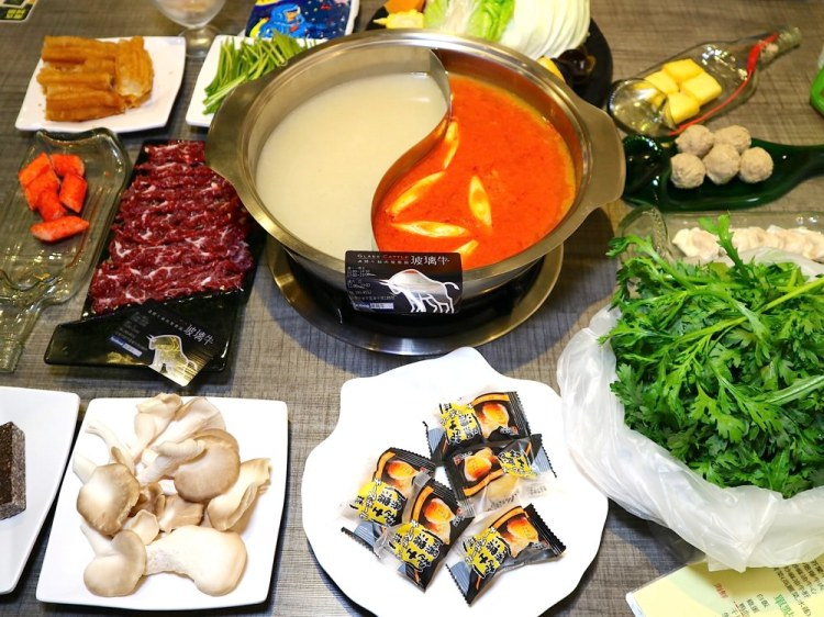 玻璃牛溫體牛豬肉火鍋:全台首創牛肉爐鴛鴦鍋|台南安平溫體牛肉鍋、溫體牛肉麵,超新鮮牛肉食材,讓你吃鍋吃麵都大滿足|不吃牛也能吃豬肉鍋