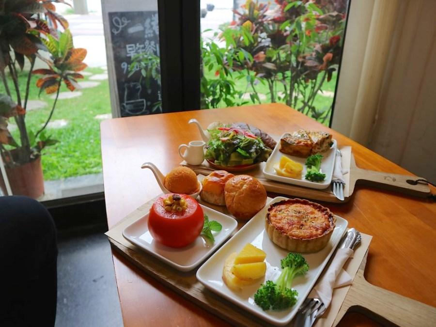 一緒二咖啡 Cafe Isshoni:隱身在百年老宅內的質感早午餐店,均一價$250元|台南中西區早午餐推薦