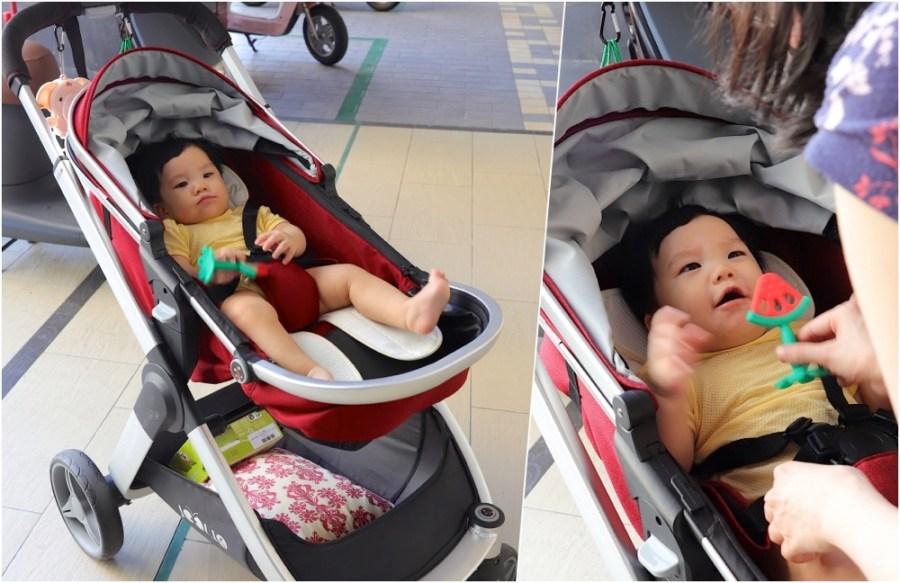 寶寶要出生了,嬰兒推車怎麼選?|嬰兒用品開箱/嬰兒推車推薦:睿兒國際Joolio Pilot Apollo 雙向高景觀嬰兒車-兩用睡箱|讓爸比媽咪輕鬆推著貝比趴趴走
