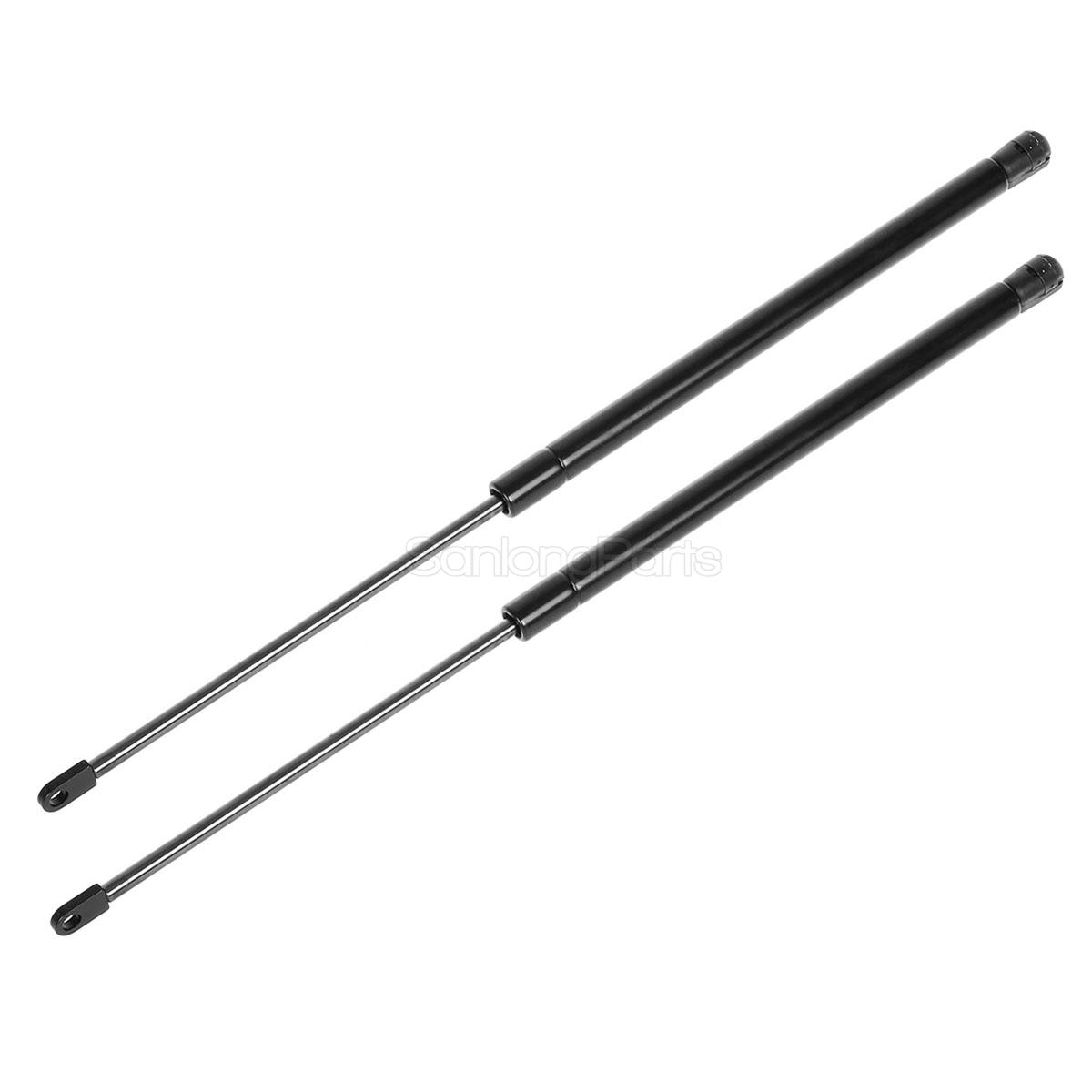 1pair Door Trunk Lift Supports Shocks Struts For
