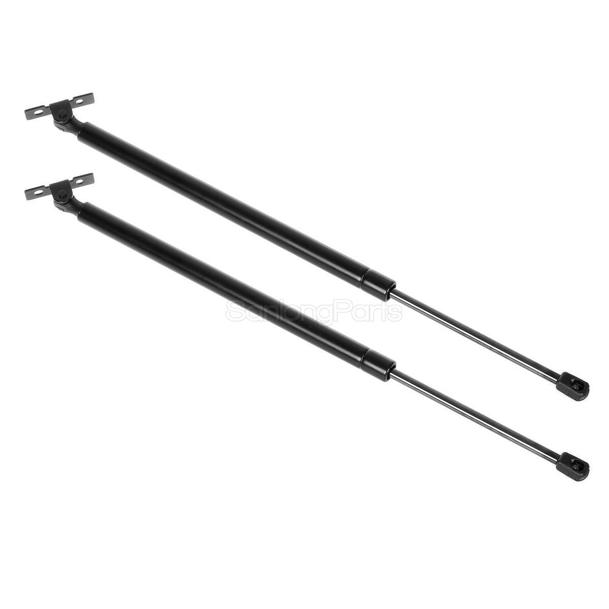 2pcs Rear Liftgate Gas Charged Struts Lift Support