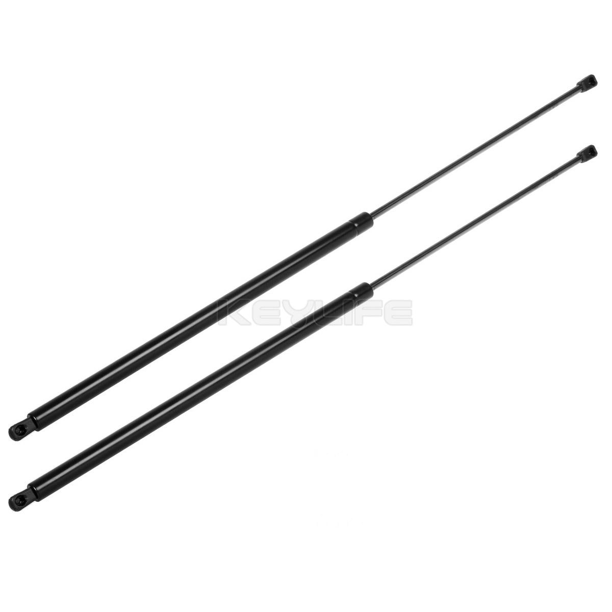 2x Front Hood Auto Gas Spring Prop Lift Support For
