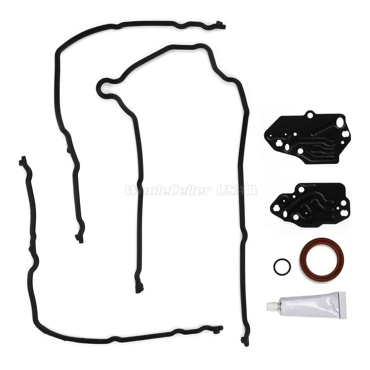 For Ford F150 F250 F350 04 12 5 4 Timing Cover Gasket Set