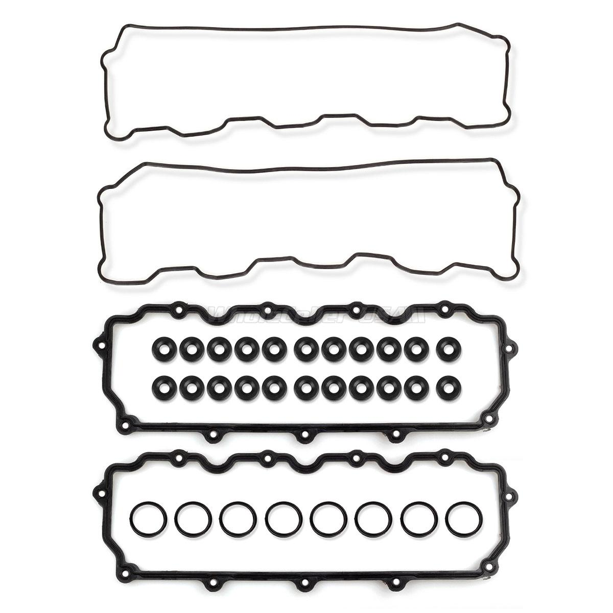 Valve Cover Gaskets Fits Ford F 250 F 350 F 550 E 350 6 0l