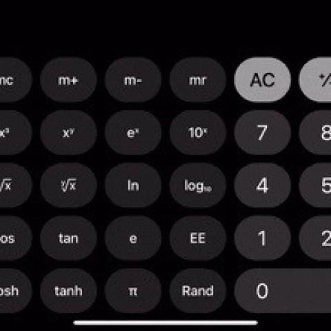 17 Hidden Calculator Tricks for Your iPhone