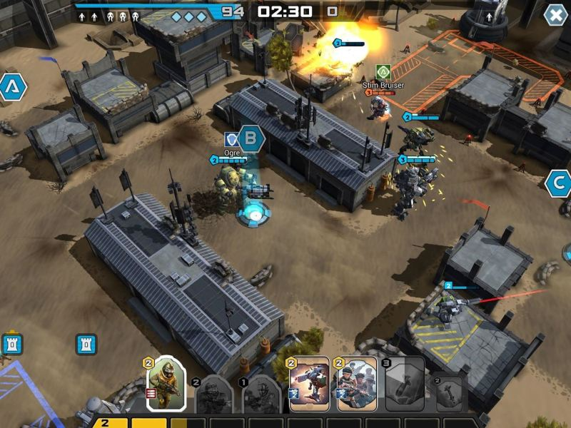 Gaming  Play  Titanfall  Assault  on Your iPhone Before It s     Titanfall  Assault has arrived as a soft launch for iOS devices  A hybrid  between card based and real time strategy genres  the game will pit you  against