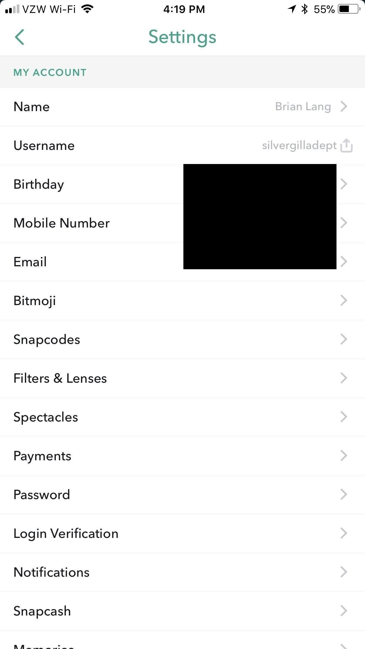 Snapchat 101 6 Privacy Settings You Need To Check On