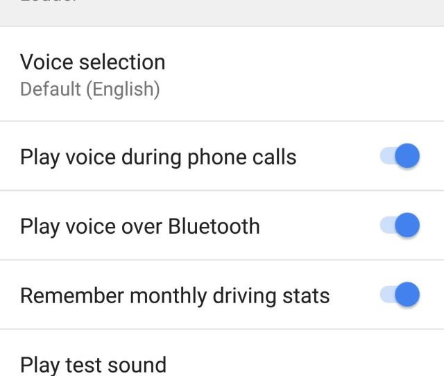 Navigation Prompts To Play Over Bluetooth And While On A Phone Call To Ensure You Never Miss A Turn Even In The Midst Of An Important Conversation