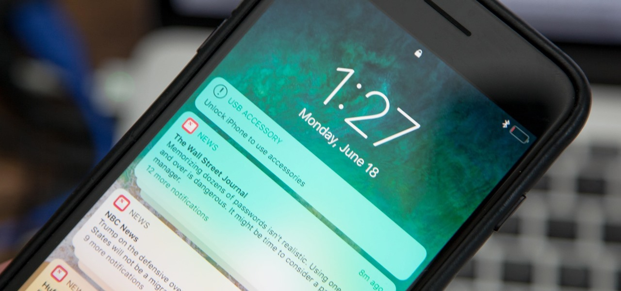 How To Disable The Unlock Iphone To Use Accessories