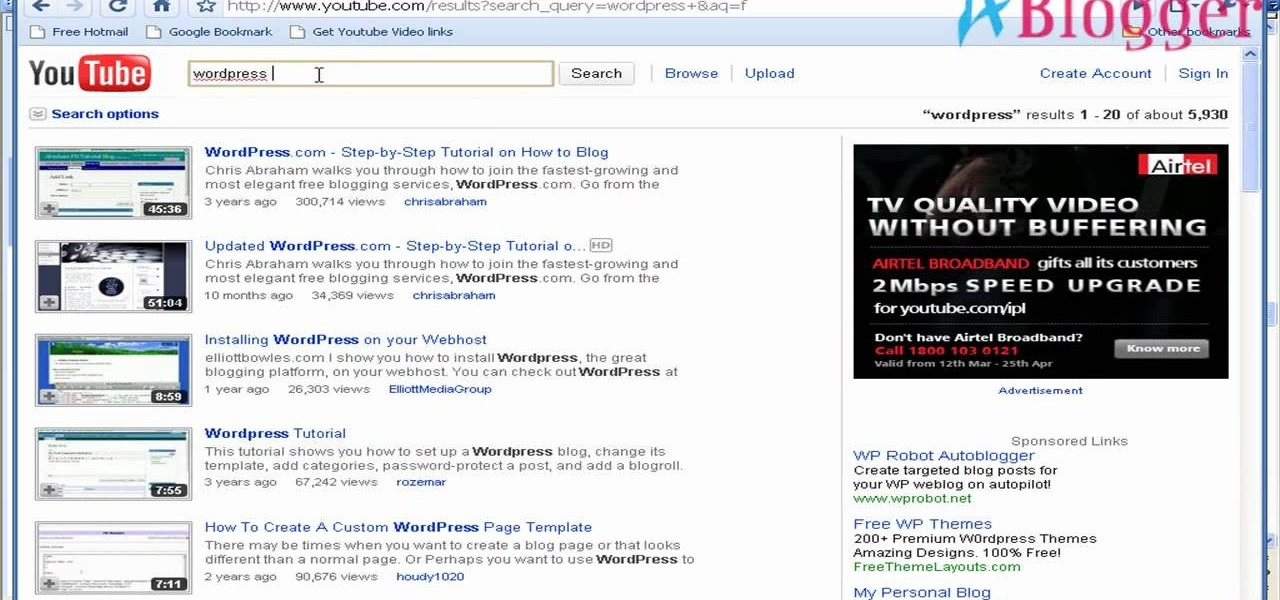 How To Search YouTube More Efficiently With Search
