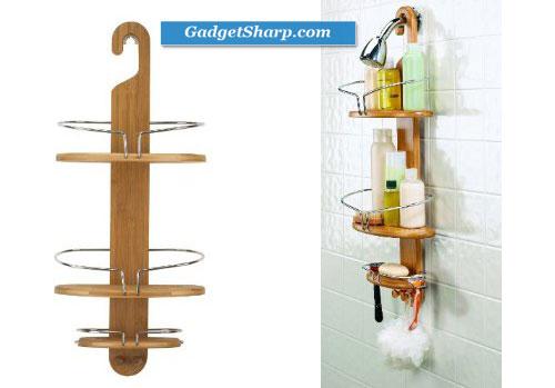 12 Modern Shower Caddy Designs For Your Neat Bathroom Gadget Sharp