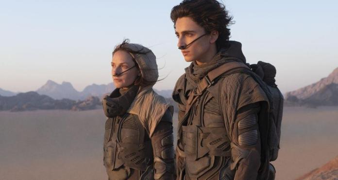 Final Trailer for Dune Movie was announced - Game News 24