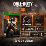 Buy Call Of Duty Black Ops 4 Specialist Edition Only At Game On Xbox One Game
