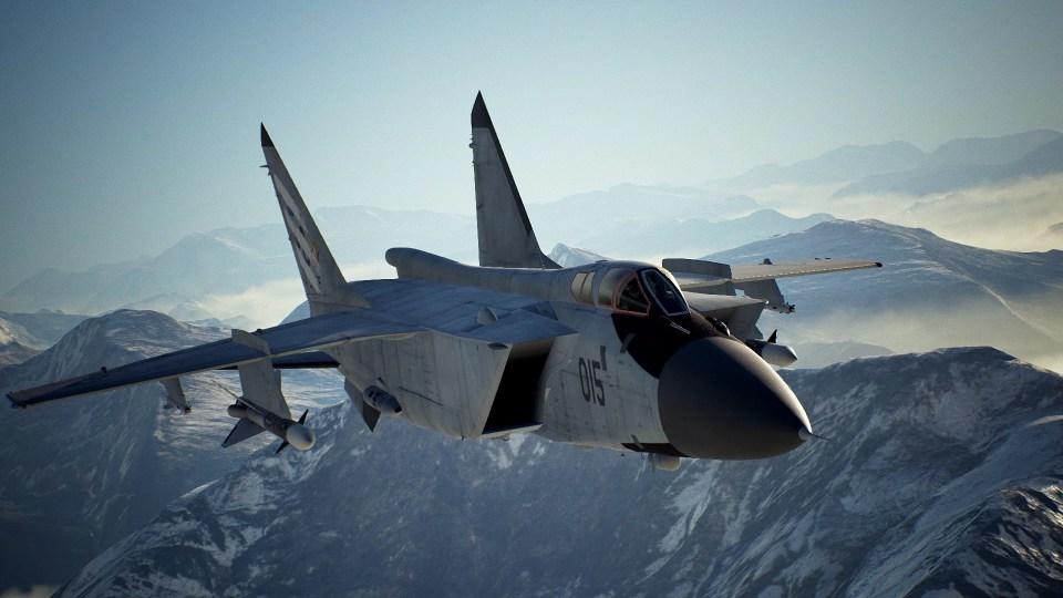 478023 scr14 a Ace Combat 7 Skies Unknown Savaş Uçağı Oyununu İndir