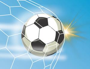 لعبة كرة القدم الرائعة