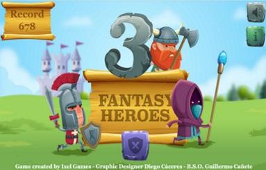 لعبة أبطال الخيال