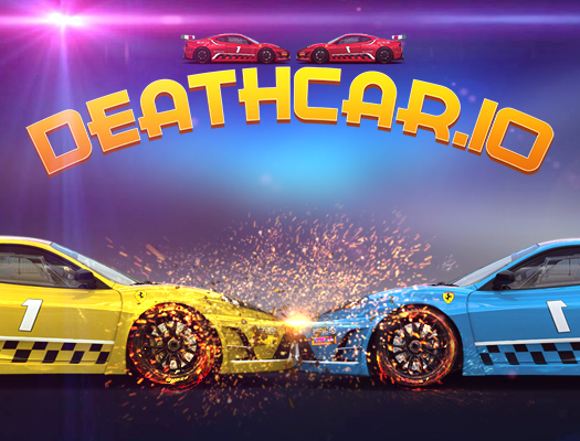 لعبة صدام السيارات