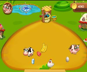 لعبة مزرعة تربية الدجاج